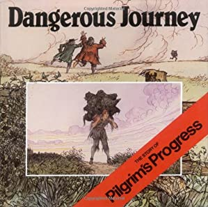 "Cover of ""Dangerous Journey"""