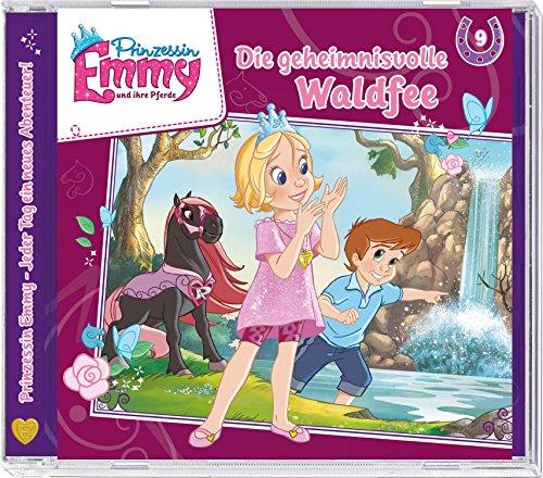 Prinzessin Emmy (9) Die geheimnisvolle Waldfee - Kiddinx 2016