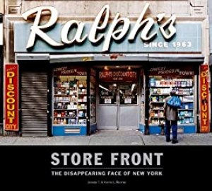 """Cover of """"Store Front: The Disappearing F..."""