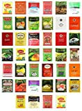Custom Varietea Tea Bags Sampler Assortment Includes Mints (Pack of 40)