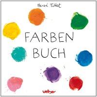 Farben Buch / Hervé Tullet