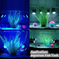 Mingdak LED Underwater Submersible Spot Light Landscape ...