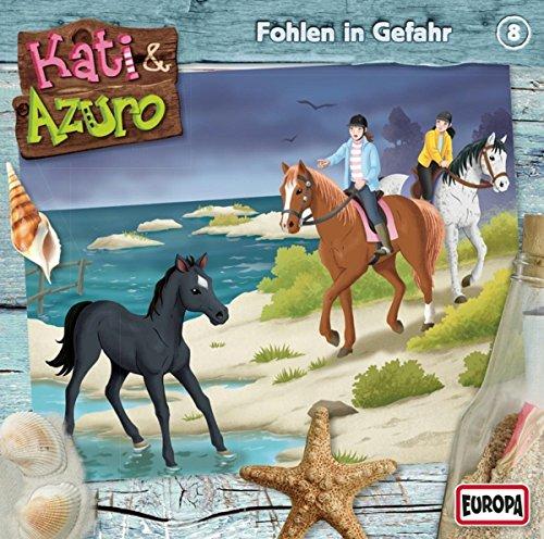 Kati und Azuro (8) Fohlen in Gefahr (Europa)