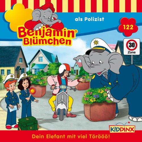 Benjamin Blümchen (122) als Polizist (Kiddinx)