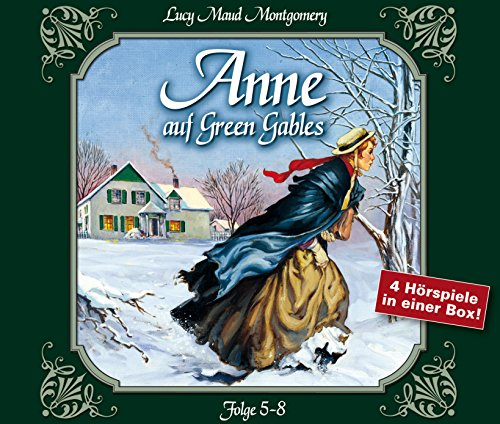 Anne of Green Gables (5-8) (Titania / Lübbe Audio)