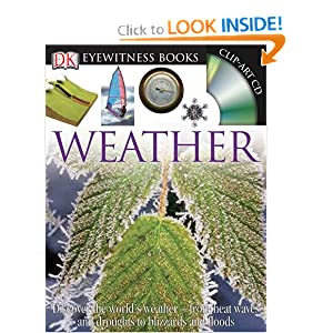 DK Eyewitness Books: Weather