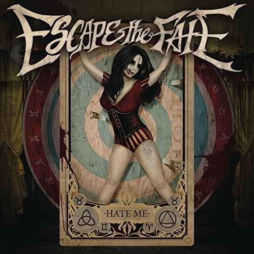 Escape The Fate-Hate Me-Deluxe Edition-CD-FLAC-2015-FORSAKEN Download