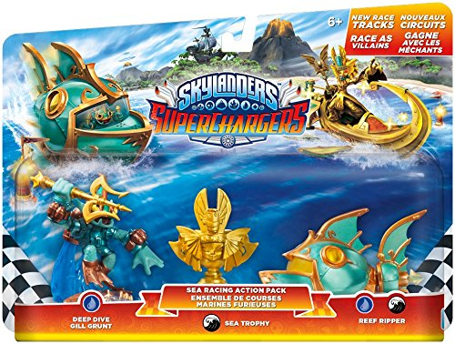 SuperChargers Racing Sea Pack
