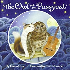 """Cover of """"The Owl and the Pussycat"""""""