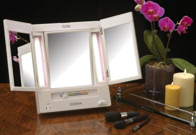 Amazon Makeup Vanity Table With Lighted Mirror