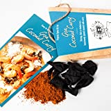 Indian Spice Kit for Goa Coconut Curry - Organic Curry Spice Blends by Masala Mama