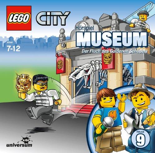 Lego City (9) Museum – Der Fluch des Goldenen Schädels (Universum)
