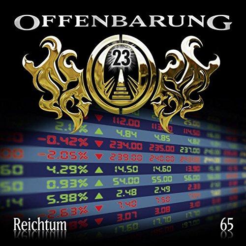 Offenbarung 23 (65) Reichtum - maritim 2016