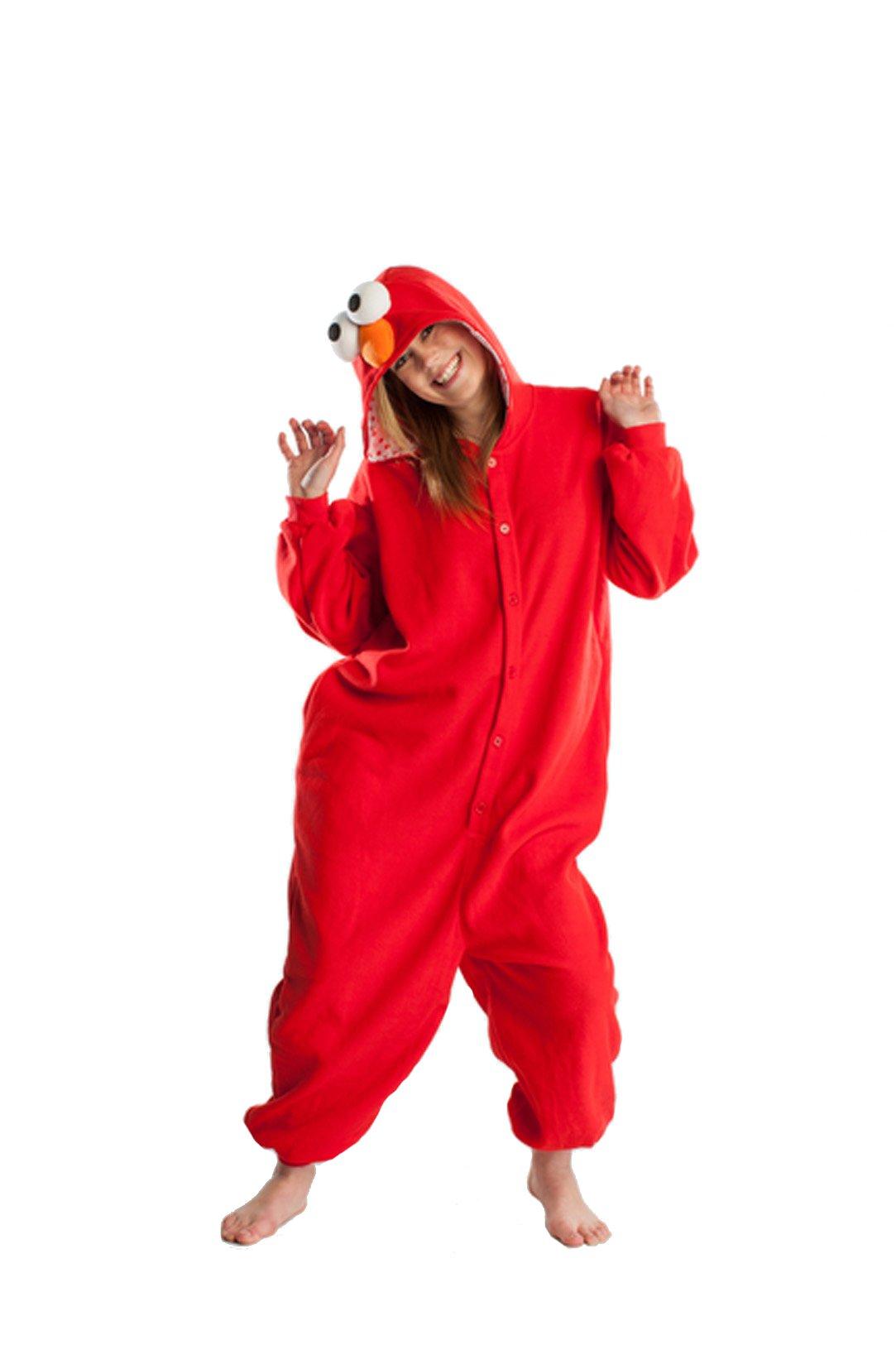 Elmo Kigu Pajama Costume