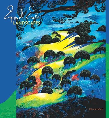 Eyvind Earle Landscapes 2011 Calendar