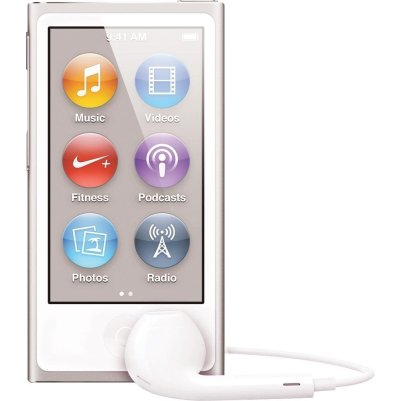 iPod nano for a 12 year old girl