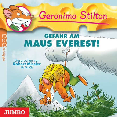 Geronimo Stilton - Gefahr am Maus Everest (Jumbo)