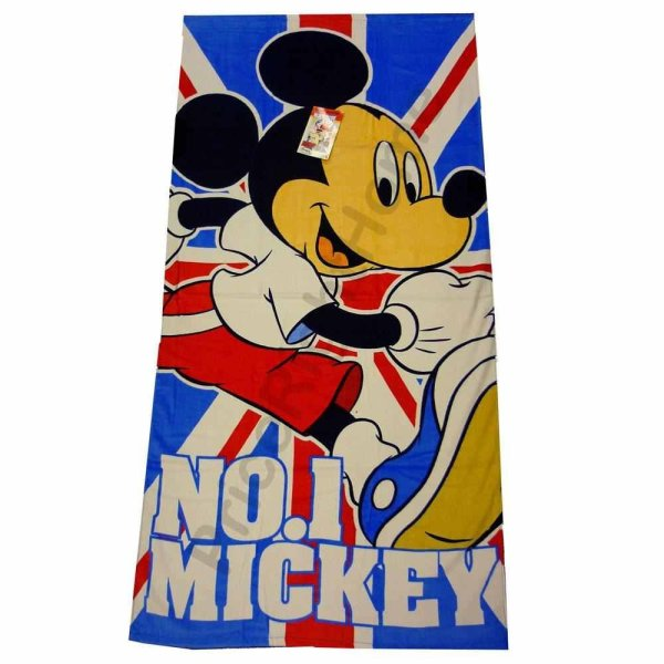 Disney Mickey Mouse Bath Towel Beach Hand