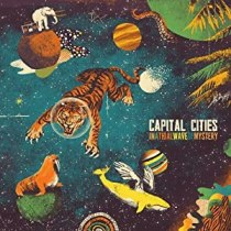 album cover of In a Tidal Wave of Mystery by Capital Cities