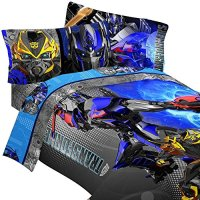 Transformers Bedding For Kids Who Are Awesome