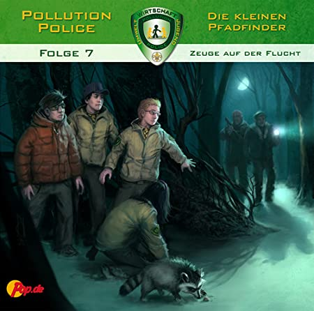 Pollution Police (7) Zeuge auf der Flucht (Pollution Police e. V.)