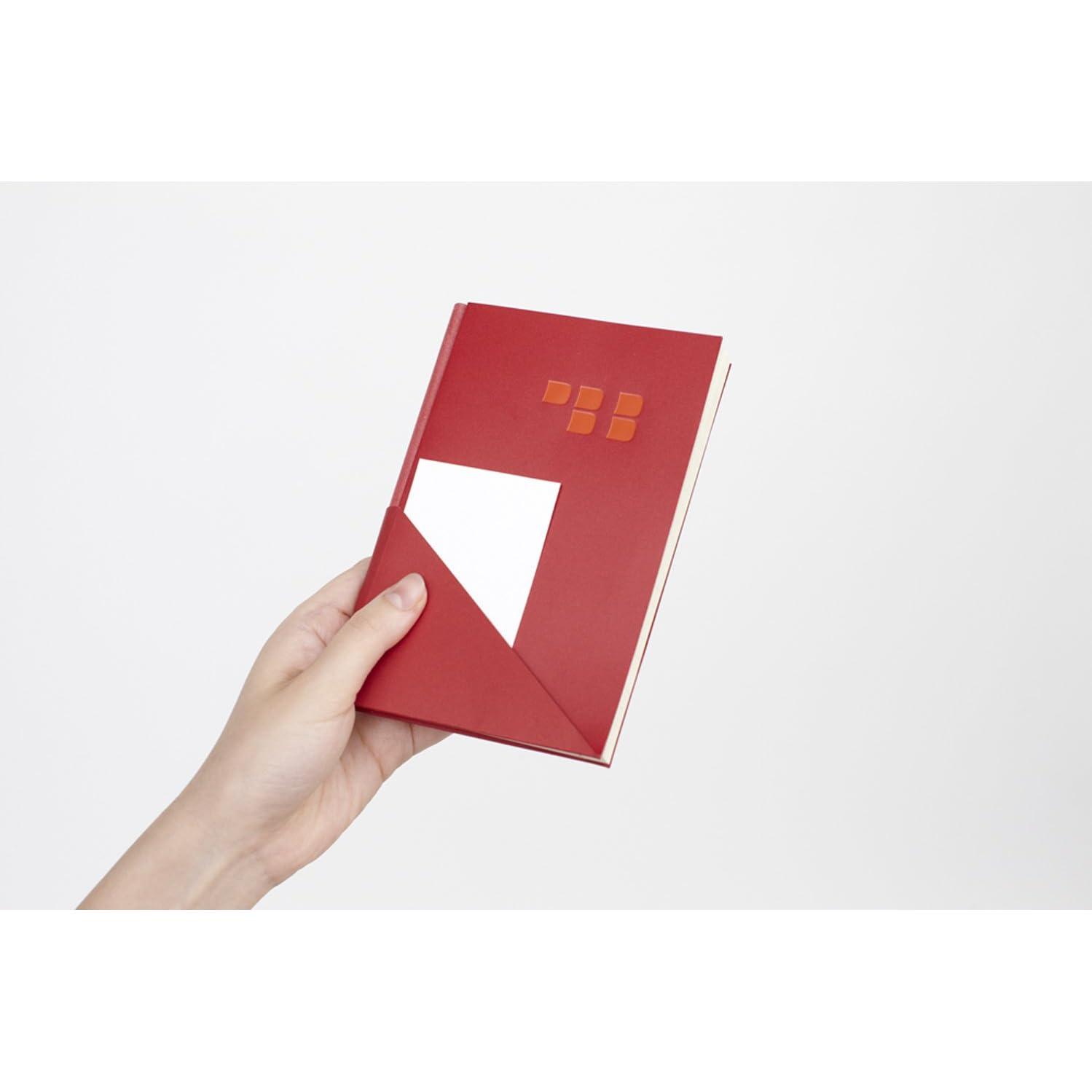 Amazon.co.jp: D-BROS FOR BUSINESS ペン アンド ノート (レッド): ホーム&キッチン