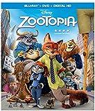 Zootopia BDDVDDigital