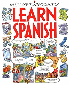 "Cover of ""Learn Spanish (Learn Languages ..."