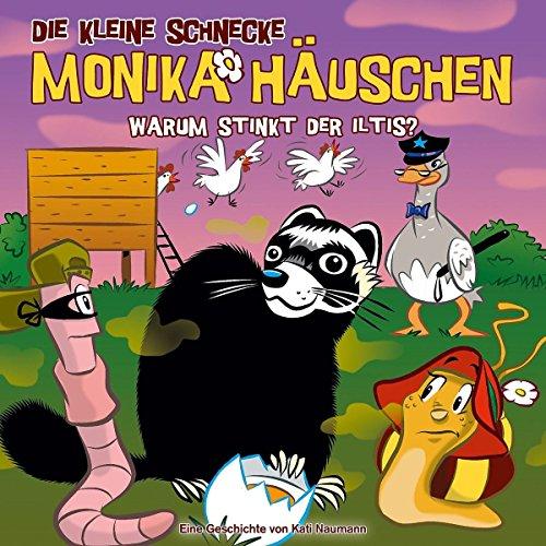 Die kleine Schnecke Monika Häuschen (40) Warum stinkt der Iltis?