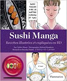 Image result for Sushi Not  Manga  book
