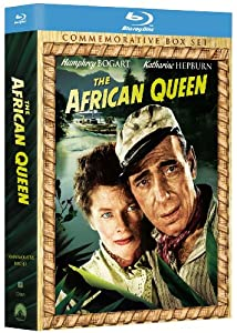 "Cover of ""The African Queen (Commemorativ..."