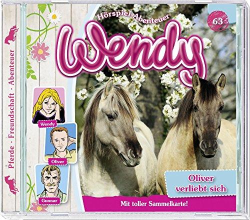 Wendy (63) Oliver verliebt sich