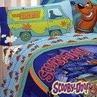 Scooby-Doo 3-Piece-Sheet Set Single Bed Size: Amazon.co.uk ...