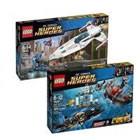 Maven Gifts: LEGO Superheroes Bundle