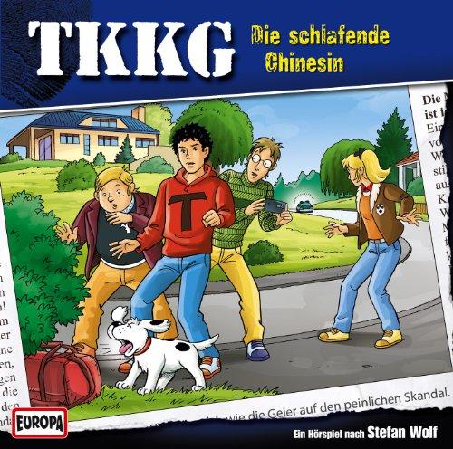 TKKG (186) Die schlafende Chinesin (Europa)