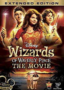 "Cover of ""Wizards of Waverly Place: The M..."
