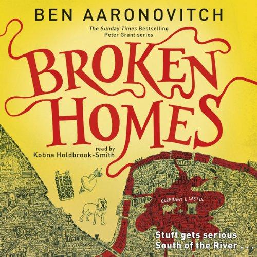 BROKEN HOMES audiobook