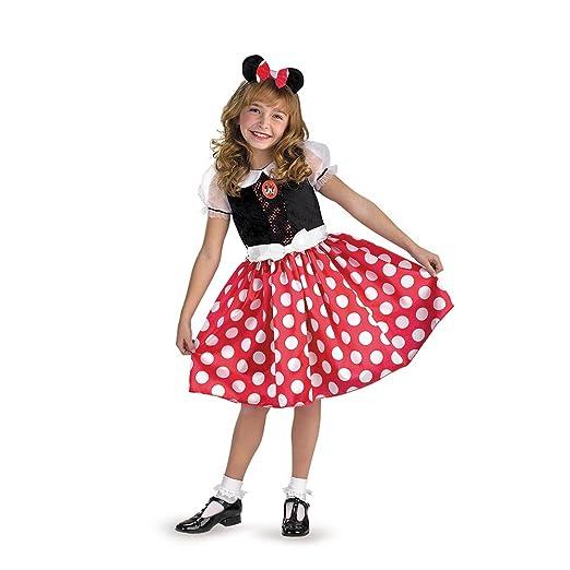 Minnie Mouse Classic - Size: Child (10.5-12.5 Plus)