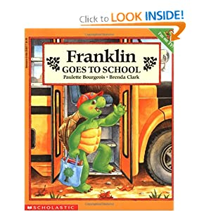 Franklin Goes To School