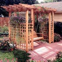Arbors | Garden Arbors | Patio Arbors | Patio Covers Place