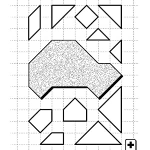LetsTans (300 Assembling Puzzles for Kindle) by Grabarchuk Puzzles