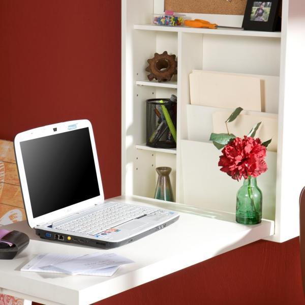 Sei Black Fold- Convertible Desk Home