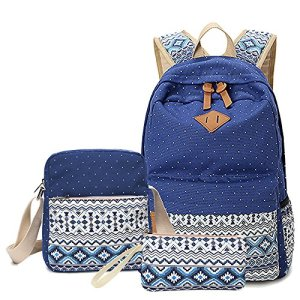 Imyth-Bohemia-Cute-Backpack-Casual-School-Bag-Daypack-Travel-Laptop-Bag-Fit-14