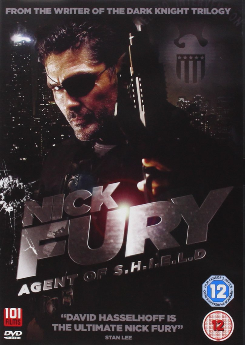 Review: Nick Fury: Agent Of Shield