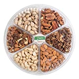 Gourmet Food Fresh Organic Nuts Gift Basket