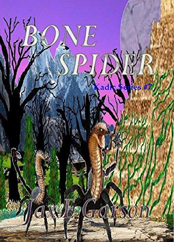 Bone Spider: Invesia's Story (Kadic Series Book 7)
