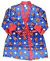 DC Comics Superman Silky Satin Robe (One Size)