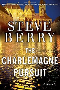 "Cover of ""The Charlemagne Pursuit: A Nove..."