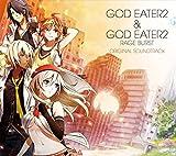 GOD EATER 2&GOD EATER 2 RAGE BURST ORIGINAL SOUNDTRACK (CD3枚組+DVD)