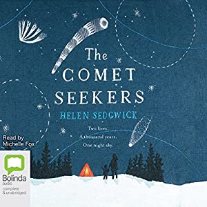 The Comet Seekers Audiobook